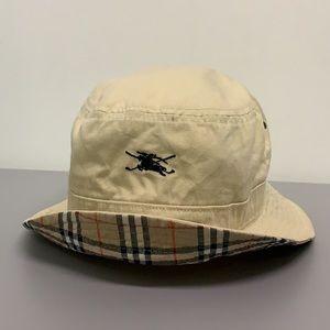Vintage Burberry Unisex Bucket Hat